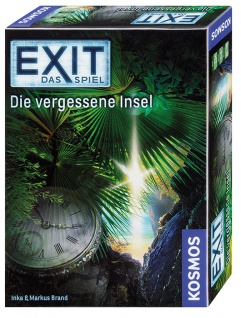 Spiel EXIT Die vergessene Insel