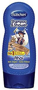 Bübchen Kids Shampoo und Shower Ahoi kein Ziepen keine Tränen 230ml
