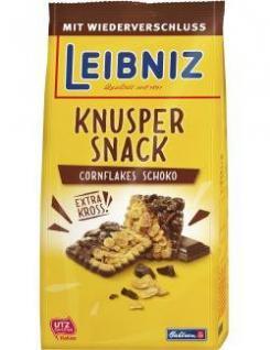 Bahlsen Leibniz - Kekse Knusper Snack Cornflakes Schoko - 150g