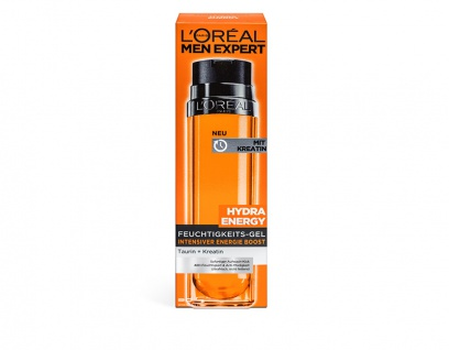 LOREAL Men Expert Hydra Energy Turbo Booster intensiver Energie Boost 50ml