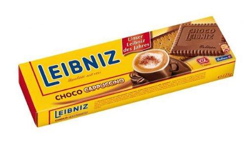 Bahlsen Leibniz Choco Cappuccino 125g