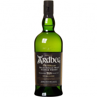Ardbeg Islay Single Malt Scotch Whisky 10 Jahre gereift 700ml