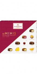 Niederegger Minis fruchtige Vielfalt Vollmilch und Zartbitter 112g