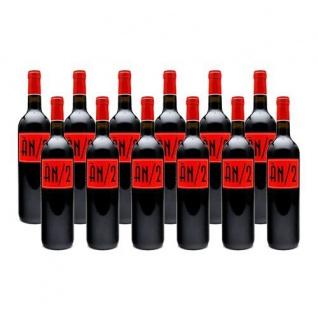 Miguel Torres Anima Negra AN/2 Rotwein fruchtig 750ml 12er Pack