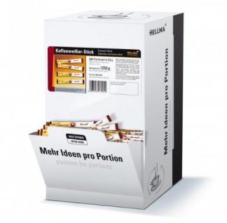 Kaffeeweißer-Sticks Hellma 500 x 2, 5g im Karton einzel verpackt