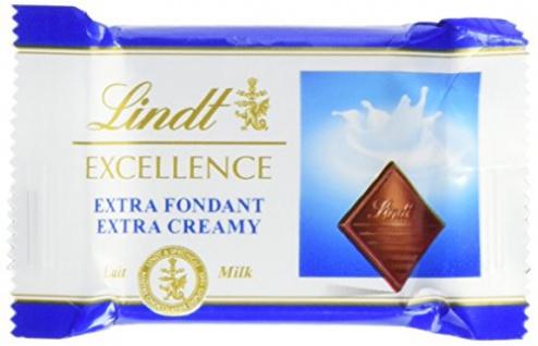 Lindt & Sprüngli Excellence Extra Cremig Minis, 1er Pack (1 x 385 g)