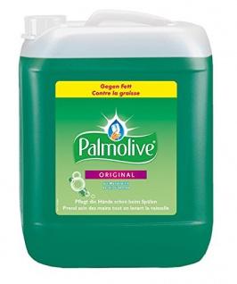 Palmolive Geschirrspülmittel Original, 1er Pack (1 x 10 l)
