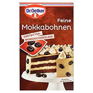Dr. Oetker Feine Mocca Bohnen, 75g