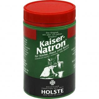 Holste Arnold Kaiser Natron Tabletten für Küche und Haushalt 100g - Vorschau