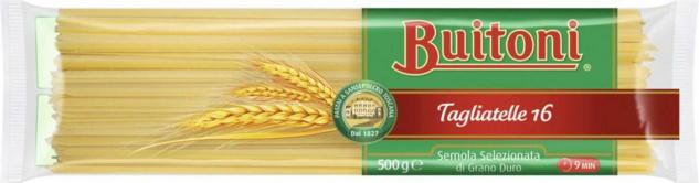 Buitoni Tagliatelle 16 Nudeln aus Hartweizengriess 500g 8er Pack