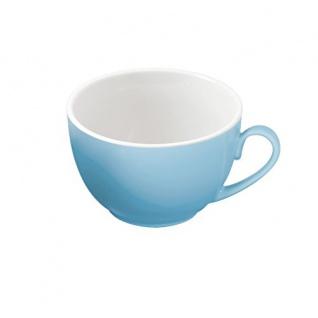 RITZENHOFF & BREKER Serie: Doppio hellblau Kaffeeobere 0, 2 l