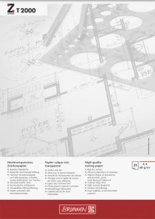 Entwurfblock DIN A4 60 g