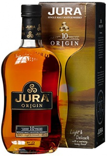 Isle of Jura Origin Single Malt Whisky 10 Jahre (1 x 0.7 l)