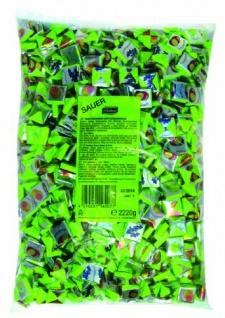 Halloren Saure Fruchkaramellen, 1er Pack (1 x 2.22 kg)