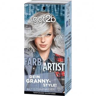 GOT2B Farb/Artist 098 Granny Silber
