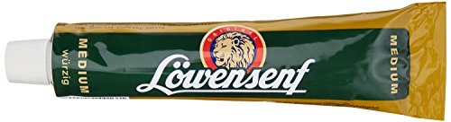 Löwensenf Medium (200ml Tube)