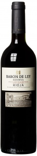 Baron de Ley Rioja Reserva kräftig fruchtig mit würzigen Nuancen 750ml