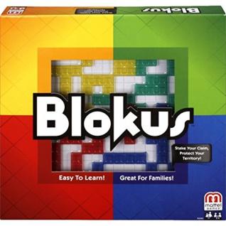 Mattel GmbH Blokus Strategiespiel