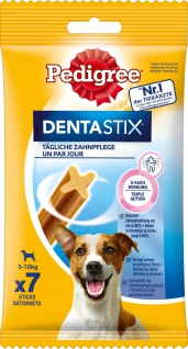 PEDIGREE DENTASTIX für junge und kleine Hunde 7 Stück