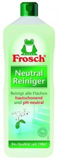 Frosch Neutral Reiniger Flasche ph-neutral Allzweckreiniger 1000 ml 10er Pack