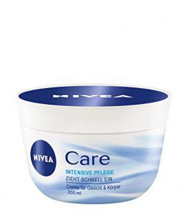 Nivea Creme Care Intensive Pflege, 4er Pack (4 x 200 ml) - Vorschau