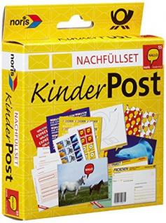 Noris Spiele 606521006 - Kinderpost-Zubehör