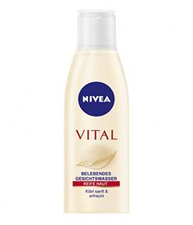Nivea Visage Vital Belebendes Gesichtswasser, 200 ml - Vorschau