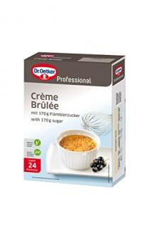 Dr. Oetker Créme Brûlée, 1er Pack (1 x 450 g)