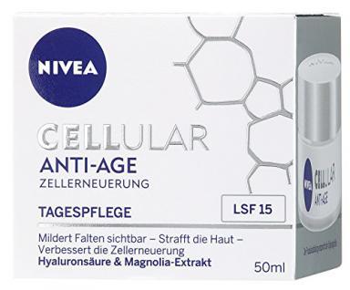 Nivea Cellular Anti-Age Tagespflege LSF15, 1er Pack (1 x 50ml) - Vorschau