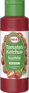 Hela Tomaten Ketchup fruchtig original aus gereiften Tomaten 300ml
