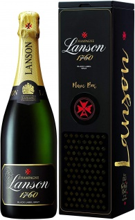 Lanson Black Label Brut - Champagner in Geschenkbox 750ml