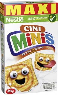 NESTLE CINI-MINIS Cerealien 625g