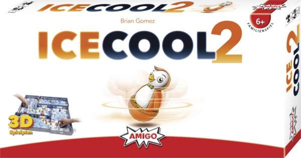 Amigo ICECOOL2 Ein spannendes und tolles Spiel für die ganze Familie