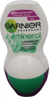 L'Oréal Garnier Mineral UltraDry Intensiver Schutz Roll-on 50ml