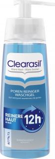 Clearasil Poren Reiniger Waschgel Gesichtsreinigung Flasche 6er Pack 200ml
