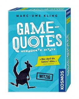 Gam of Quotes