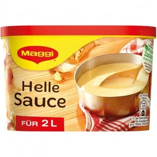 Maggi Helle Sauce ideal für Gemüse zu Fisch und Aufläufen 208g