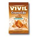 Vivil Creme Life Classic Caramel Bonbons Geschmack ohne Zucker 110g