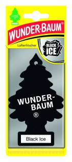 KFZ Wunder Baum Black Ice Auto dufterfrischer Lufterfrischer