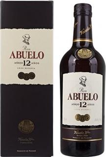 Abuelo 12 Jahre Rum (1 x 0.7 l)