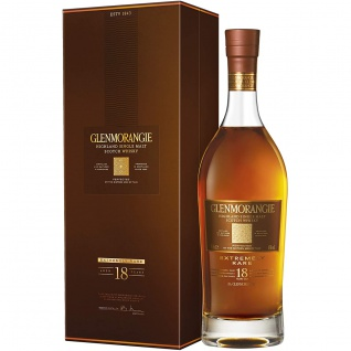 Glenmorangie 18 Jahre Highland Single Malt Scotch Whisky 700ml