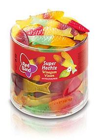 Red Band Super Hechte mit Fruchtgeschmack 5-fach sortiert 1200g 6er Pack