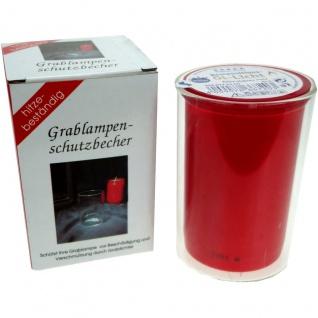 Best Innovations Grablampenschutzbecher Hitzebeständig G3
