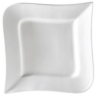 Ritzenhoff und Breker Dessertteller und Kuchenteller Weiß Keramik