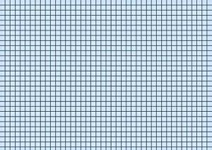 Karteikarten DIN A5 Farbe blau blanko kariert Inhalt 100 Stück