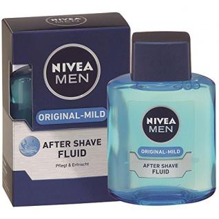 Nivea After Shave Fluid Original-Mild 100ml