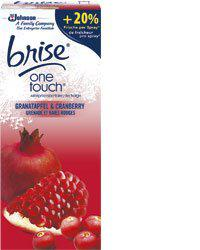 Brise One Touch Minispray Nachfüller Granatapfel & Cranberry, 10ml
