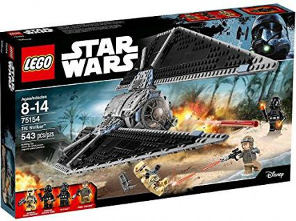 LEGO Star Wars 75154 - TIE Striker?