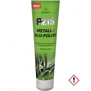 Dr. Wack P21S Metall und Alu Polish für Reinigung und Schutz 100ml