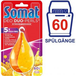Somat Deo Duo Perls Zitrone und Orange Geruchsneutralisierer 1 Stück